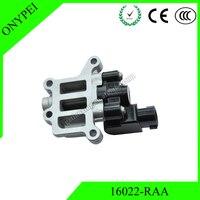 16022 raa a01 válvula de controle de ar ocioso para honda accord 03 05 elemento 03 06 2.4l 16022raaa01|valve control|valve honda|valve air -