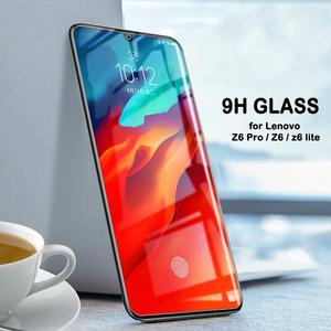 9H Tempered Glass For Lenovo Z6 Pro 5G Youth A6 K10 Note K6 Enjoy Screen Protector For Lenovo Z5S S5Pro S5 Z5 Protective Film(China)