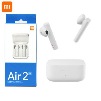 Oryginalne słuchawki Xiaomi Air 2SE TWS słuchawki Bluetooth Redmi Xiaomi Air 2 SE Ture bezprzewodowe słuchawki MI Airdots 2 S zestaw słuchawkowy tanie i dobre opinie douszne Dynamiczny CN (pochodzenie) wireless Do kafejki internetowej Słuchawki do monitora Do gier wideo Zwykłe słuchawki