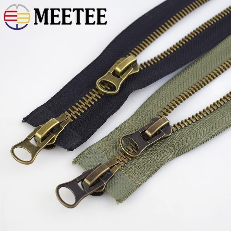 Meetee 8# Metal Zipper…