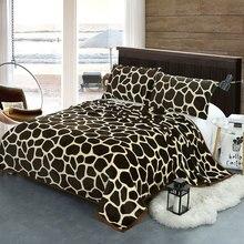 LREA polar fleece fabric warm blanket bedspread on the bed home adult Travel Fleece Mesh Portable Car Travel Cover Blanket