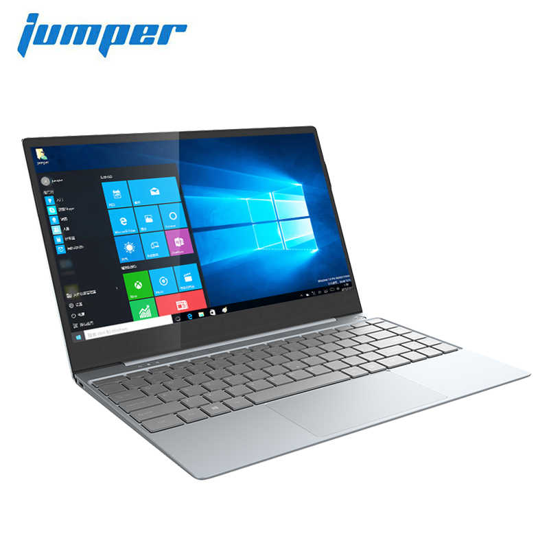 Jumper Ezbook X3 Pro Notebook Dunne Metalen Body Laptop Ips Display Backlit Toetsenbord Intel Gemini Lake N4100 8 Gb LPDDR4 180 Gb Ssd