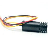 5vdc 905nm 30 mw 적외선 ir 레이저 도트 모듈  ttl 0-15 khz 18x45mm