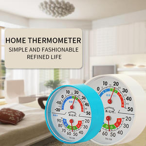 Thermometer Hygrometer Temperature Humidity Monitor Gauge for Home Room Kitchen Patio
