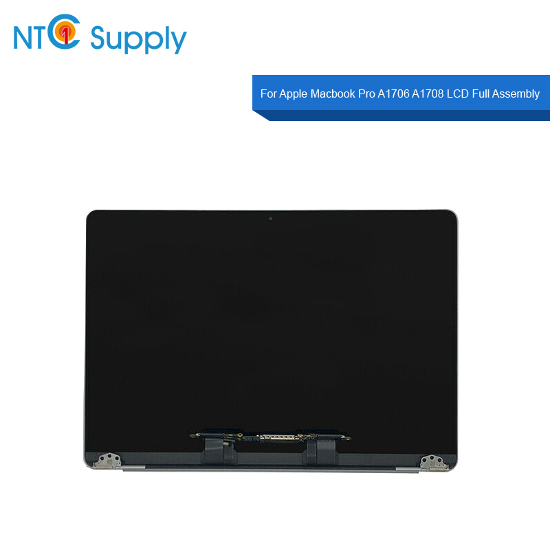 Free Shipping New A1706 A1708 LCD Display Screen Full Assembly Space Grey Silver For Apple Macbook Pro 2016 2017 Year 661 05095 image