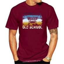 Men tshirt Old School Lasonic Boombox Art - Men's Premium T-Shirt(3) Printed T-Shirt tees top