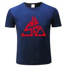 Herren kurzarm t shirt Herren Vasco Rossi Kein Gefahr F & uumlr Sie Druck Rot Musik Reine mode t-hemd männlichen sommer tops