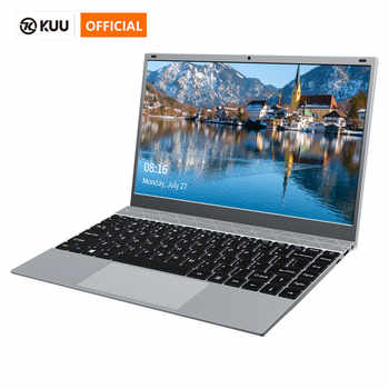 KUU 14.1 Inch 8GB DDR4 RAM 128G 256G SSD Windows 10 laptop Intel Celeron J4115 Processor Full Size Keyboard Student Notebook - DISCOUNT ITEM  17 OFF Computer & Office