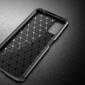 Image 5 - M3pro Case Carbon Fiber Textuur Telefoon Cover Voor Xiaomi Poco M3 Pro 5G 2021 M2103k19pg 6.5 Zachte Siliconen frame Shockproof Coque