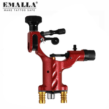 1PCS Red Rotary Tattoo Machine Gun Tattoo Liner Shader Motor Tattoo Machines Motor Tattoo Gun for Tattoo Supplies Free Shipping crazy hot sales sliver sunskin primus rotary tattoo machine for shader liner high quality motor gun tattoo gun free shipping