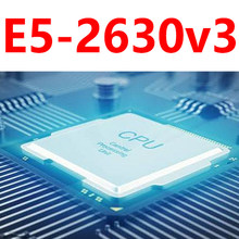 INTEL XEON E5-2630V3 SR206 2.40GHz 20M 8-CORE 8GT/s 85W PROCESSORE CPU(China)