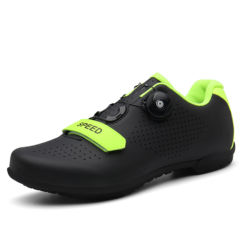 High Quality Men Bicycle Shoes Lightweight Non-slip Comfortable Shoes Men Road Cycling Shoes Mountain Bike Shoes Zapatos Hombre