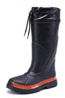408 1007 TONGPU New Arrival Extra Light EVA Rain Boots