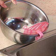 1 шт. Лист-образная промывка риса и сушилка для фруктов и овощей лапша пластиковый фильтр-перегородка аксессуары для кухни