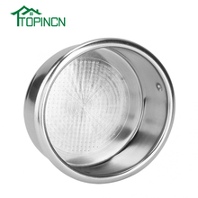 Basket Coffee-Machine-Accessories POROUS-FILTER Stainless-Steel Bowl Tea High-Quality