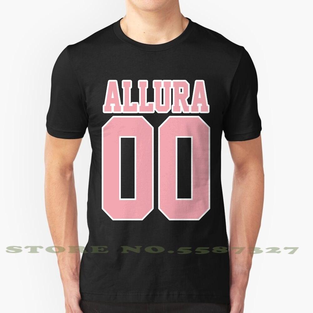 Allura Sport Jersey Cool Design Trendy T-Shirt Tee Allura Princess Allura Voltron Vld