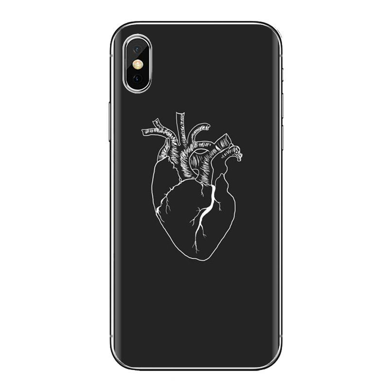 Soft TPU <font><b>Case</b></font> Cute <font><b>Greys</b></font> <font><b>Anatomy</b></font> Quotes Pattern For Xiaomi Mi3 Samsung A10 A30 A40 A50 A60 A70 Galaxy S2 Note 2 Grand Core Prime image