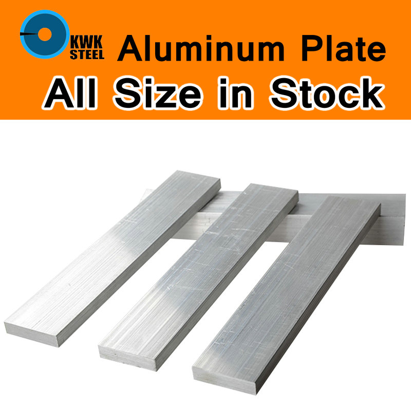 Алюминиевый сплав 6061 пластина алюминиевый AL лист DIY Материал модельные части автомобиля металлический каркас для транспортных средств лодок промышленная конструкция Абразивы      АлиЭкспресс