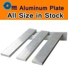 Aluminum Alloy 6061 Plate Aluminium AL Sheet DIY Material Model Parts Car Frame Metal for Vehicles Boat Industry Construction