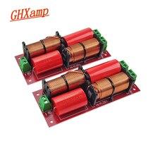 300 w alto end 3000 hz 4 8ohm 1 pares do divisor da frequência do filtro do cruzamento 2 unidades do woofer agudos audio do crossover 2 da maneira