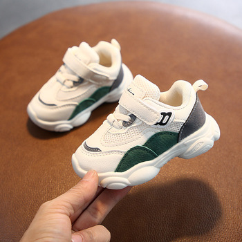 New Spring Kids Shoes Breathable Boys Girls Sport White Canvas Shoes Children Casual Shell Head Sneakers Baby Running Shoes kids canvas shoes baby boys shoes girls casual shoes breathable toddler shoes 2020 spring new low top children sneakers