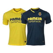Paco Alcácer bacca 20 21 Villarreal CF Camisas De Futebol Em Casa Camisa De Futebol Anguissa EKAMBI FORNALS IBORRA S.CAZORLA Pé t-shirt