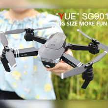 Drone 4K SG901 Professional Folding HD camera 1080P WiFi fpv Remote Control  flight 20 minutes Quadcopter toy