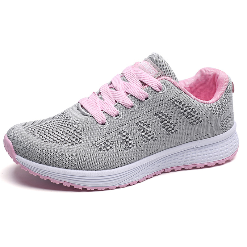 Pink Tenis shoes