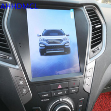 Tesla Style Multimedia Player Android Car Stereo GPS Automobile PC PAD For Hyund