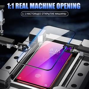Image 4 - 6D полное клеевое Покрытие Закаленное стекло для Xiaomi Poco X3 F2 Pro Redmi 9 K30 ультра стекло для Mi 10T 9T Redmi Note 9 8 Pro Max 8 8T 9S