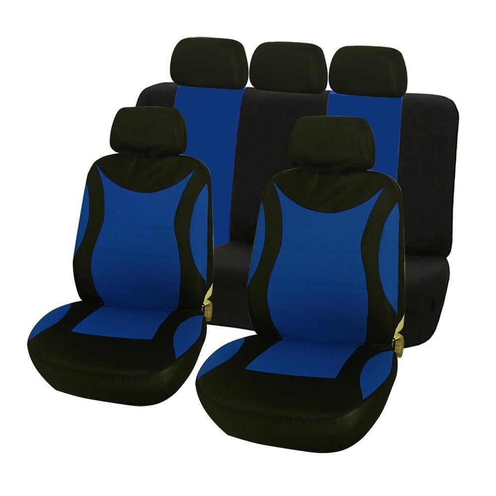 Чехлы для автомобильных сидений KBKMCY, черные, розовые чехлы для женщин и мужчин, антиduti и renewe, чехлы для сидений Daewoo matiz gentra nexia