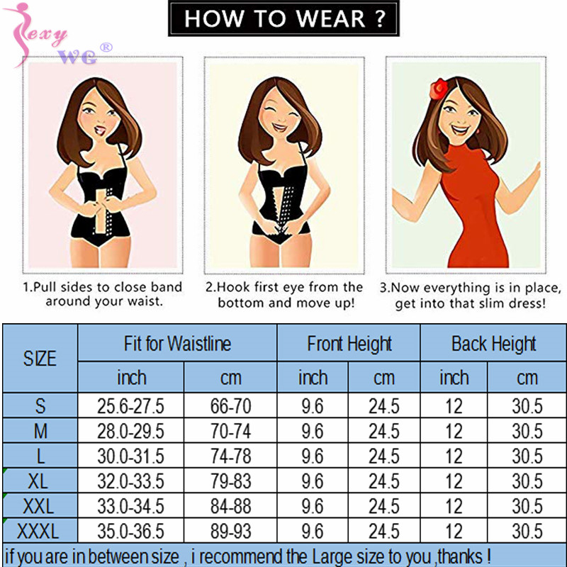 SEXYWG Bandage Belt Postpartum-Belt Belly Slimming Women for Girdle-Tape Sheath
