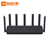 2020 Xiaomi AIoT Router AX3600 Wifi 6 Gigabit Rate 2.4Ghz 5G Dual Band 802.11ax A53 CPU 2976Mbps 512MB Rom Smart APP Control