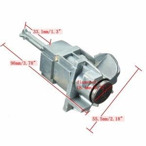 Image 5 - Cilindro de cerradura de puerta para BMW, cilindro de ensamblaje delantero izquierdo y trasero para BMW E46 serie 3