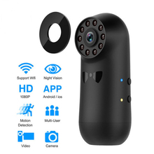 цены Mini Camera Wifi Night Vision Secret Camera Wide Angle Full HD 1080P Micro Small Motion Detection Camera Support Hidden TF Card