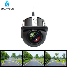 Smartour CCD Fisheye Chips Night Vision Auto Parking Assistance Intelligent Dynamic Trajectory Parking Line Car Rear View Camera