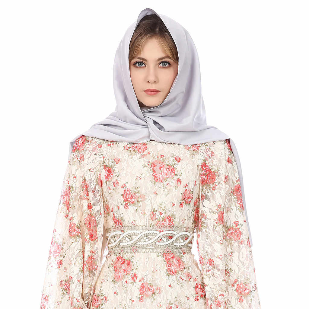 מוסלמי שמלת חלוק דובאי נשים בגדים אסלאמיים תורכי ערבי גבירותיי קפטן קפטן מלזיה נשים מוסלמי שמלות 8.8