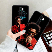 Hot The Weeknd After Hours phone case For Xiaomi Redmi Note 5 6 pro 7 8 8 Pro Mi 9T Pro K20 Pro Soft TPU Silicone Cover Fundas силиконовый бампер silicone cover для mi 9t pro redmi k20 pro мятный