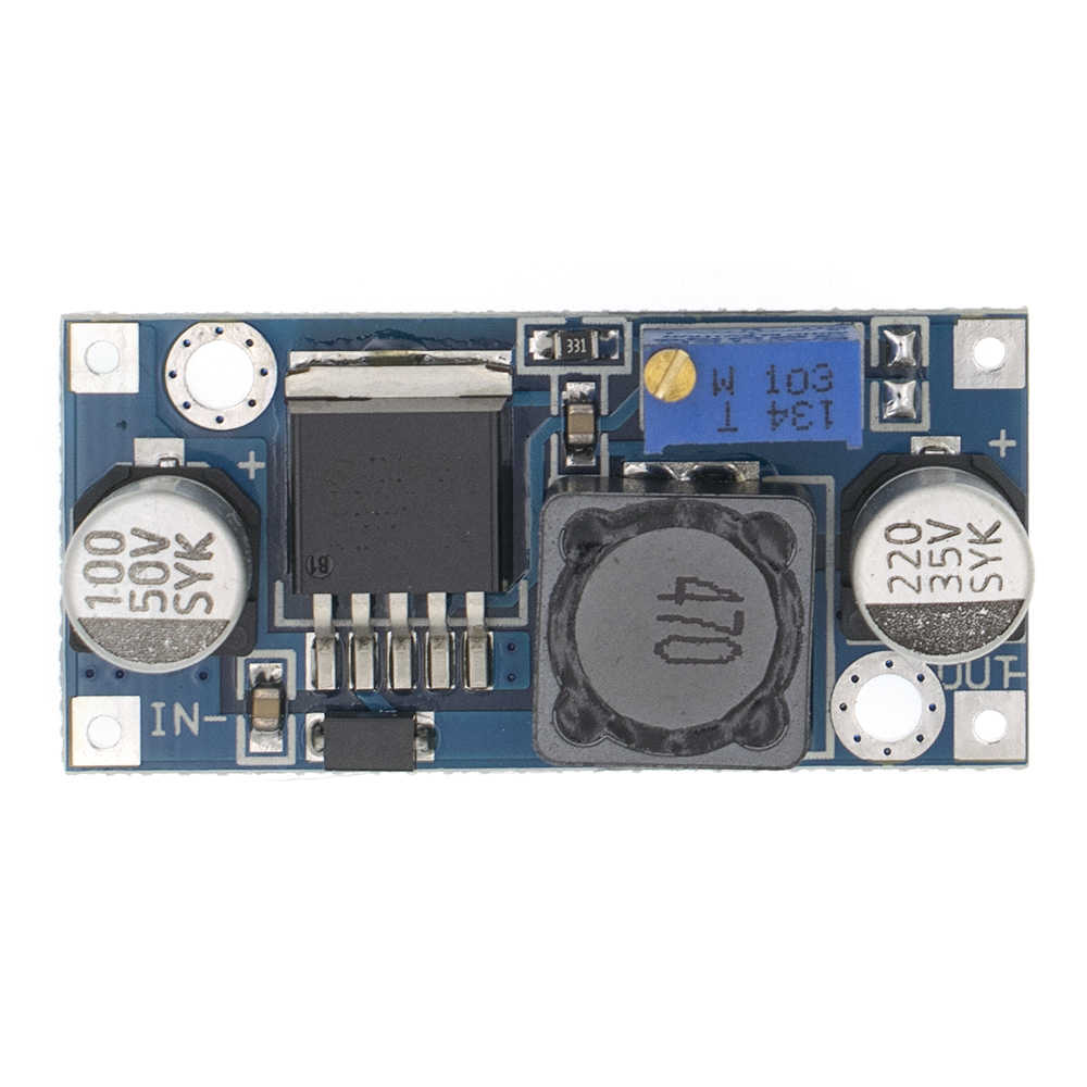 LM2596 Power Converter Step Down Module LM2596S DC-DC 1.5V-35V adjustable step down power Supply module 3.3V/5V/12V/24V