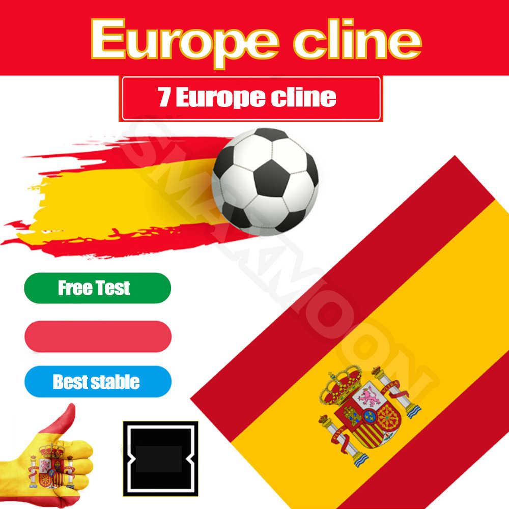 Full Hd 1 Jaar Europa Cline Voor Satellietontvanger Spanje Uk Duitsland Italië Levenslange Europa Cline Voor Gtmedia V8 Nova