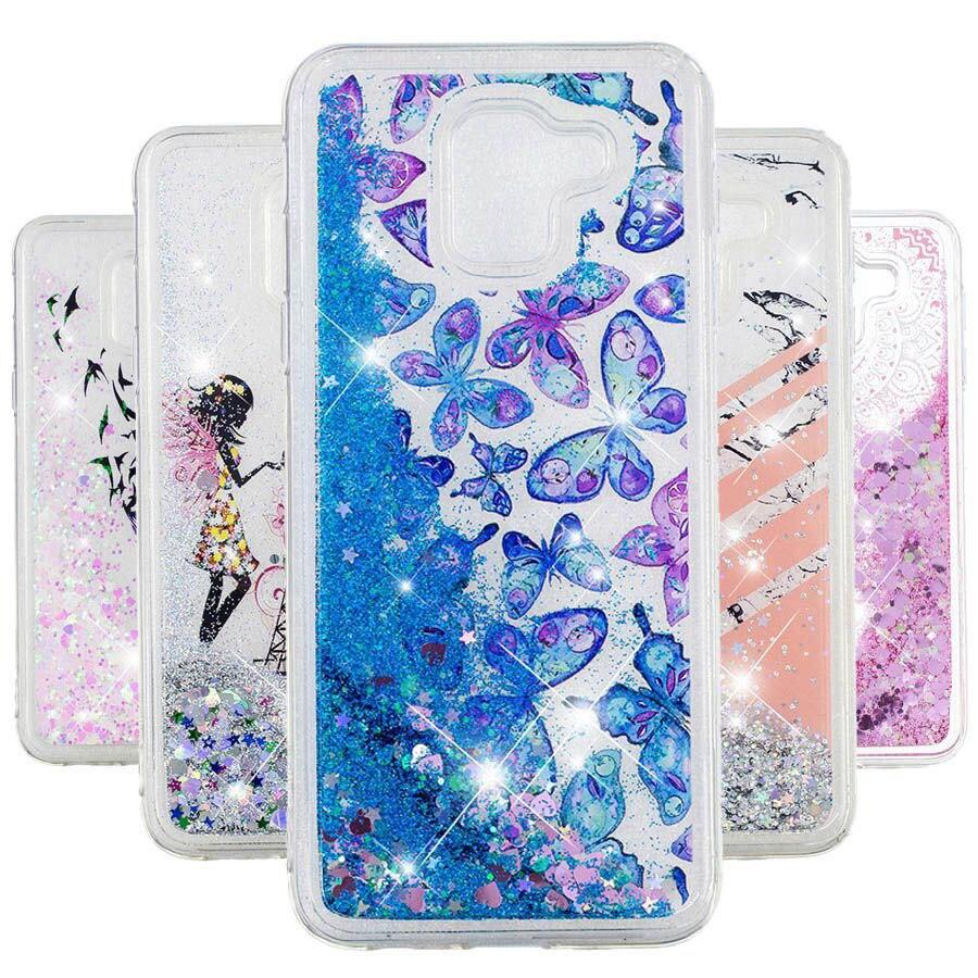 J6 2018 EU Case on for Samsung Galaxy J6 2018 Cover for Samsung J6 2018 J600F J600 SM-J600F Fundas Soft TPU Liquid Phone Cases