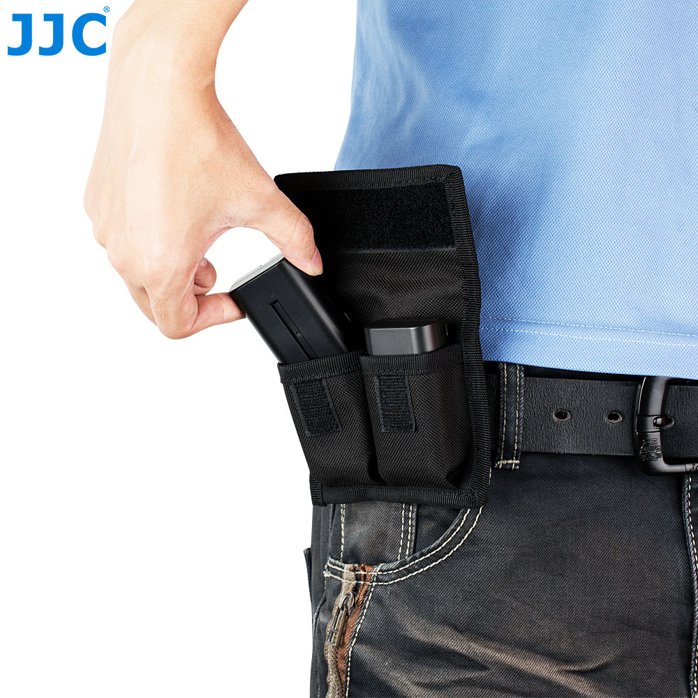 JJC сумка для аккумулятора камеры для Sony A6100 A6600 A6400 A6500 A6300 A7R IV A7 III A7R III A7S II A7R II A7 II A9 II чехол для аккумулятора