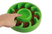 Dog Bowl Choke Proof Bowl pet bowl slow food dog bowl slow food bowl stop choking dog bowl plastic