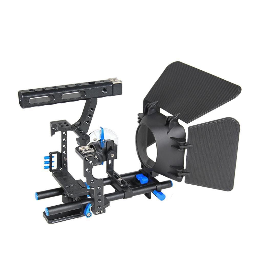 Kamera e kafazit A7 doreza e shufrës së stabilizuesit të videos - Kamera dhe foto - Foto 4