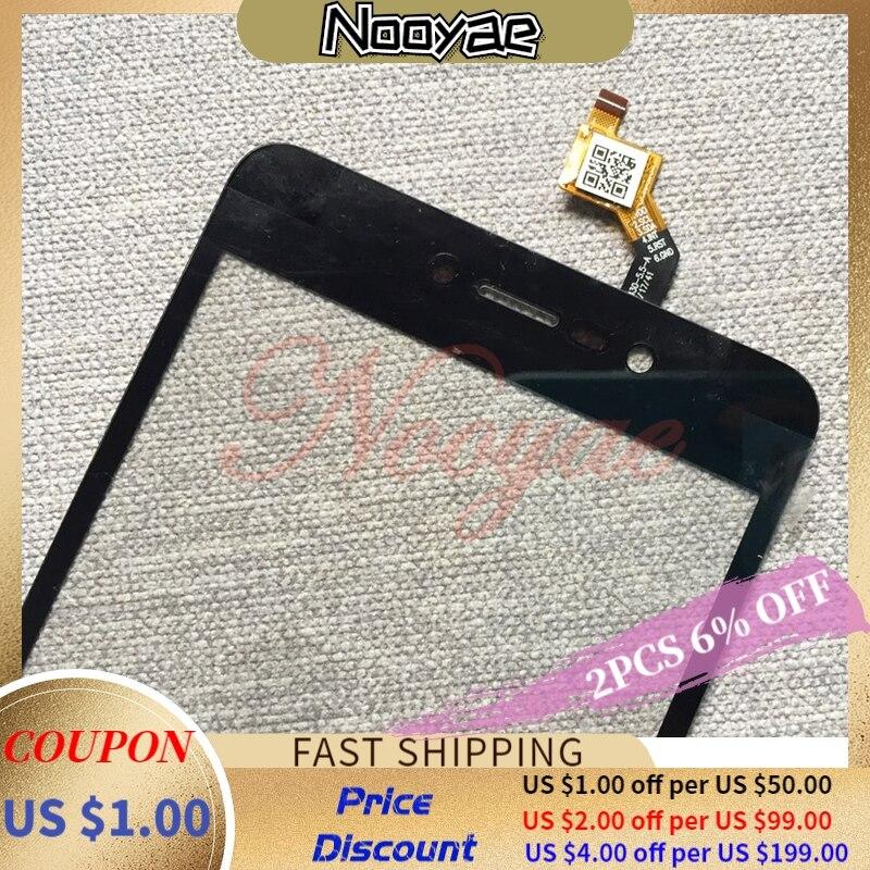 Black/white/golden BQ5591 Sensor For BQ 5591 BQ-5591 Jeans Touch Screen Digitizer Glass Panel Replacement + Tracking