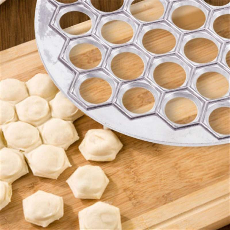 Kitchen Gadget Mold Dumplings-Maker Plastic Pelmeni 37-Holes Meat