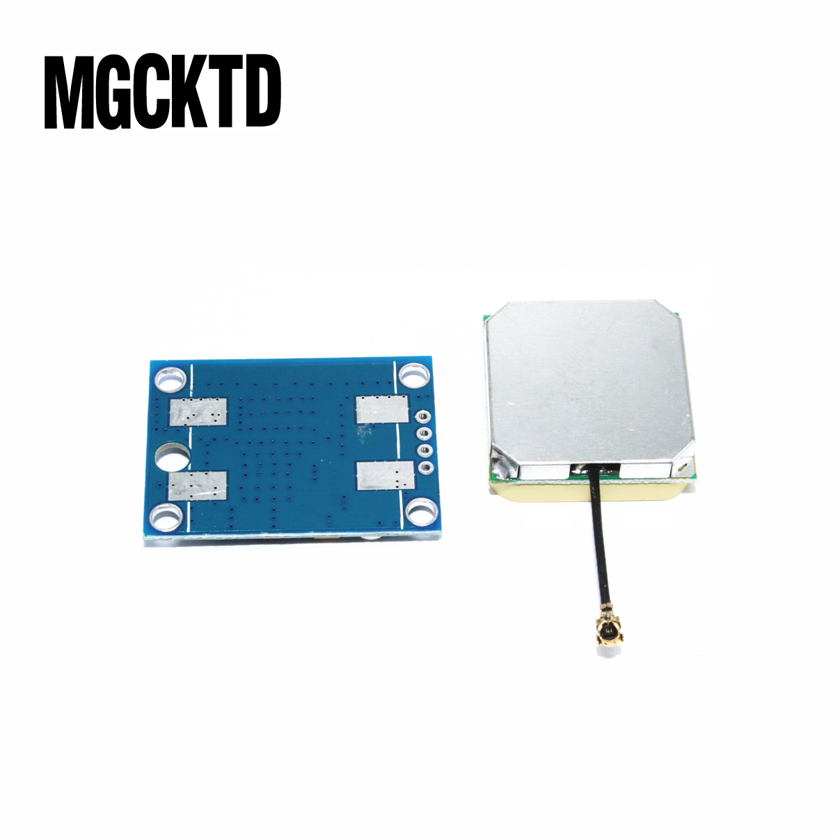 Image 2 - 10pcs/lot new GPS module  with Flight Control EEPROM MWC APM2.5 large antenna-in Integrated Circuits from Electronic Components & Supplies