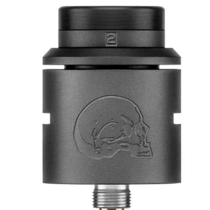 Cosmonaut V2 Rda 24mm Rebuildable Drops Adjustable Airflow With Pin BF Vs Apocalypse GEN 25 RDA