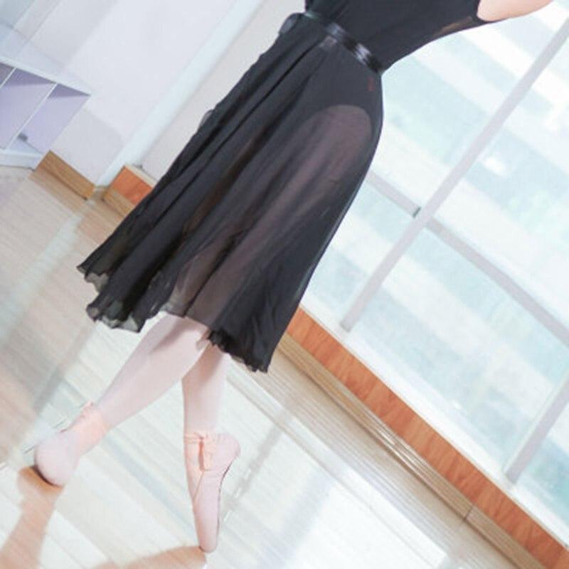 Skate Summer Chiffon Elastic Ballet Dance Tulle Skirt 2018 New Adult Tutu Ballerina Infantil Gymnastics Leotard For Sale Women
