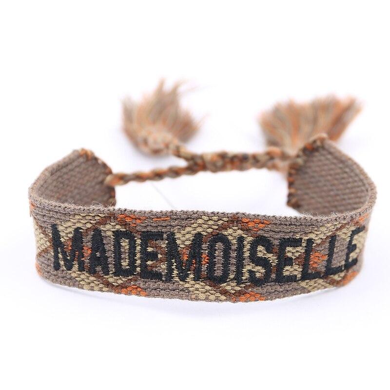 MADEMOISELLE-khaki